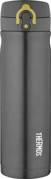 Thermos Direct Drink Flask 470ml Charcoal