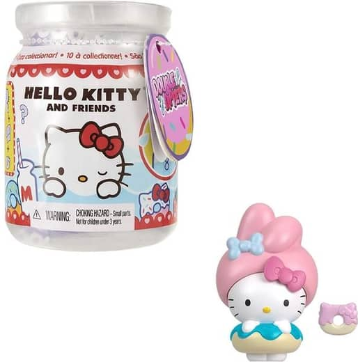 Hello Kitty And Friends Double Dippers Mini Figure (1 At Random)