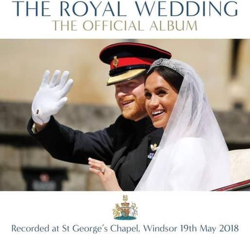 The Royal Wedding Official Album CD