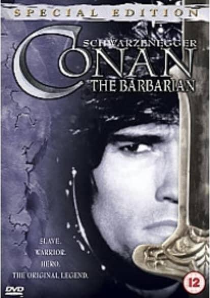 Conan The Barbarian (1981) DVD