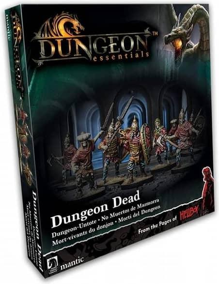 Terraincrate: Dungeon Essentials: Dungeon Dead