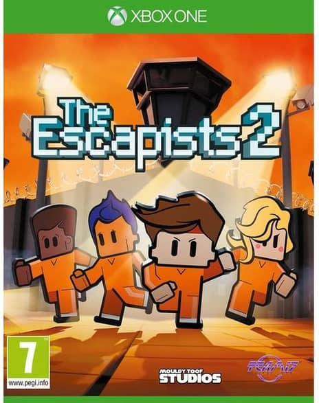 The Escapists 2 Xbox One Game