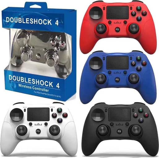 Bakeey bluetooth Wireless Game Joystick Gamepad for Playstation for PS4 4 Controller for PS4/PS4/PS3/PC Games