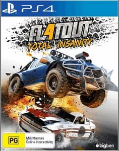 FlatOut 4 - Total Insanity (preowned)