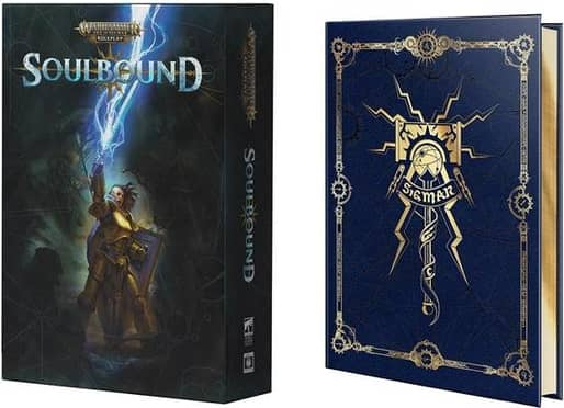 Warhammer Age Of Sigmar Rpg - Soulbound Collector's Edition Ruleb