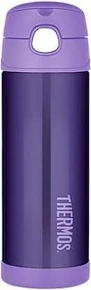 Thermos 470ml Funtainer Drink Bottle Purple
