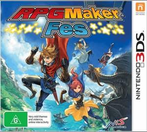 RPG Maker Fes (preowned)