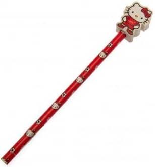Liverpool Fc Hello Kitty Pencil