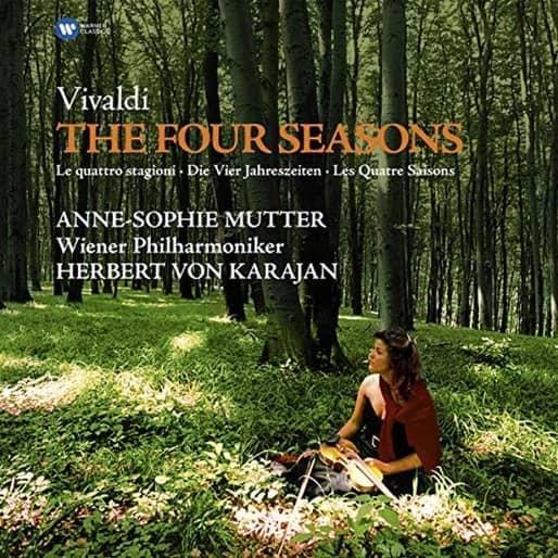 Anne-sophie Mutter - Vivaldi: Four Seasons Vinyl