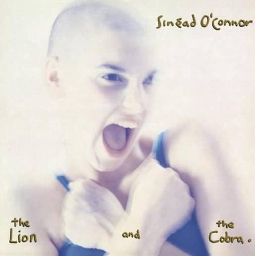 Sinead O'Connor - The Lion And The Cobra Vinyl