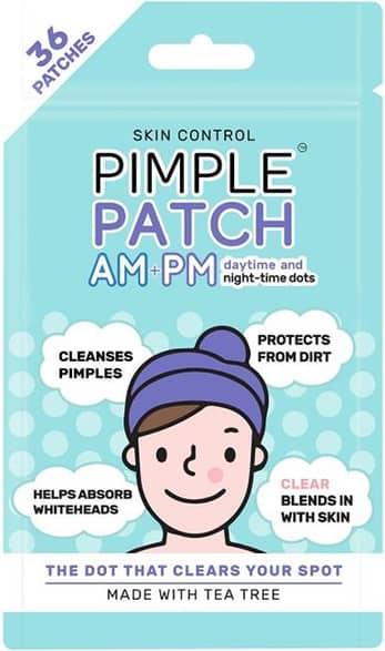 Skin Control Pimple Patch AM + PM X 36