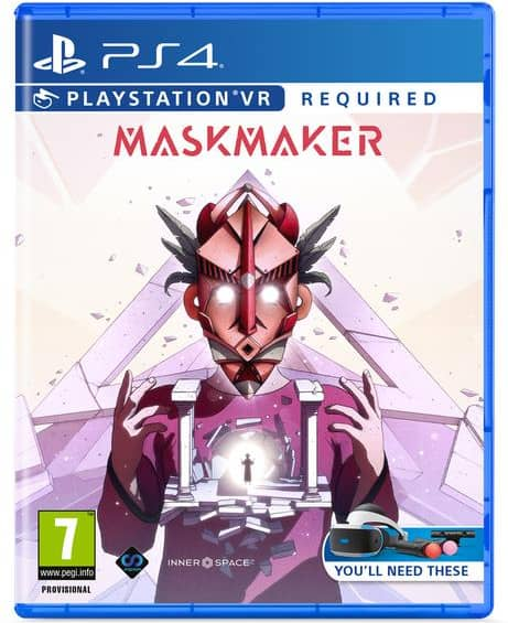 Mask Maker PS4 Game (psvr Required)