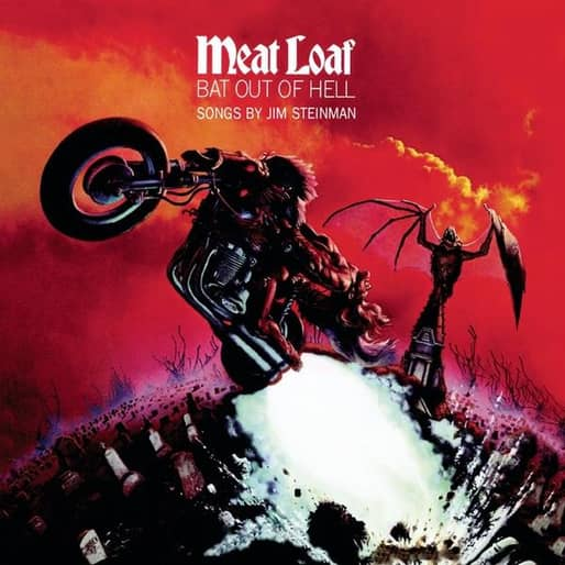 Meatloaf - Bat Out Of Hell CD