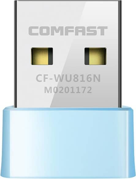 COMFAST CF-WU816N 150Mbps 2.4GHz USB WiFi Wireless Networking Adapter Network LAN Card For Windows Mac Linux