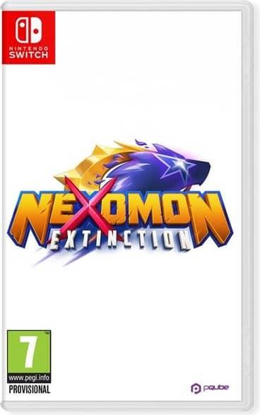 Nexomon Extinction Nintendo Switch Game