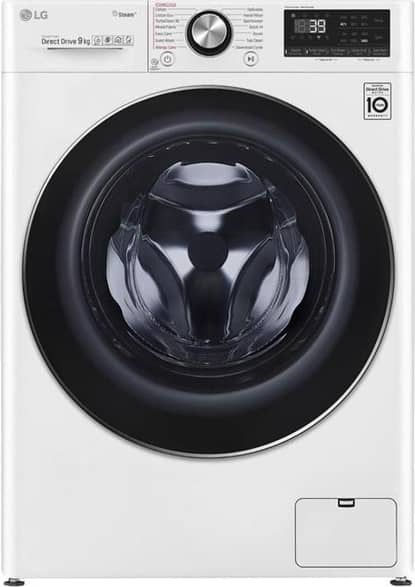 LG WV9-1409W 9kg AI Direct Drive Front Load Washer