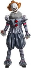Pennywise 'it' Ch 2 Collector's Edition Costume Adult Mens Grey