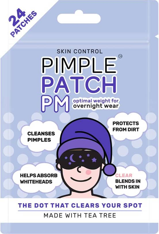 Skin Control PM Pimple Patch 24 Patches