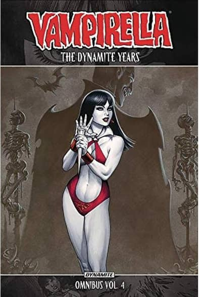 Vampirella: The Dynamite Years Omnibus Vol 4: The Minis Tp By Various