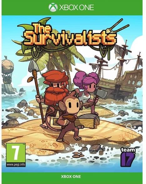 The Survivalists Xbox One Game