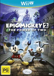 Epic Mickey 2: The Power of Two (preowned)