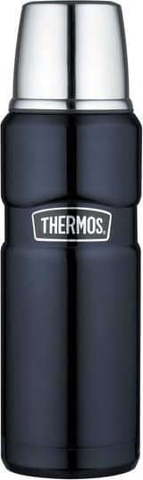 Thermos 470ml Stainless Steel Vacuum Insulated Flask Blue
