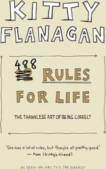 Kitty Flanagan's 488 Rules for Life (ebook)