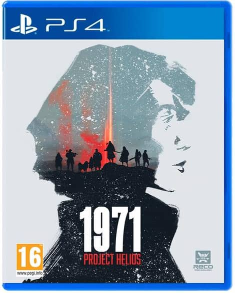 1971 Project Helios Collectors Edition PS4 Game