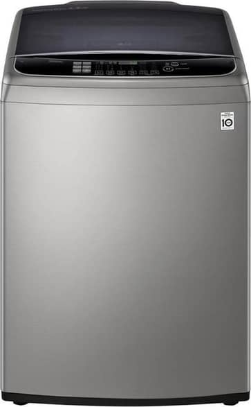 LG WTG1434VHF 14kg Direct Drive Top Load Washer with Vapour (Silver)