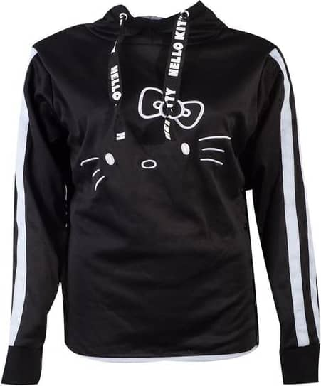 Hello Kitty - Hello Kitty Side Buttons Women's Xx-large Hoodie -