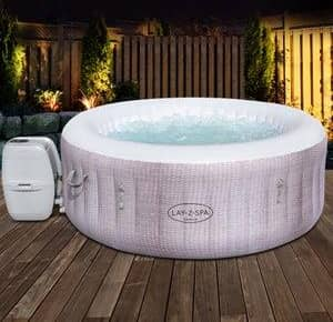 Bestway Spa Pool Massage Hot Tub Inflatable Portable Spa Outdoor Bath Pools