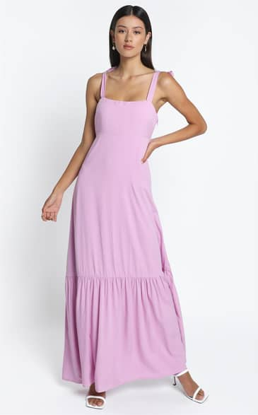 Showpo Honor Dress in Lilac - 6 (XS) Casual Outfits