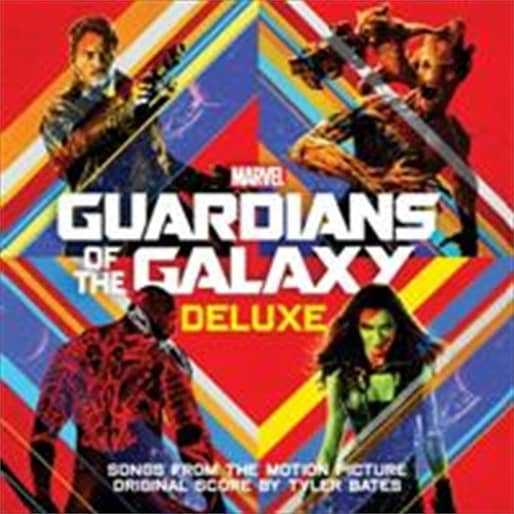 Guardians Of The Galaxy: Deluxe Edition