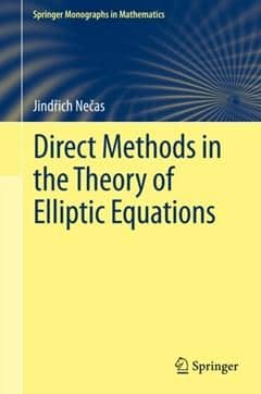 Direct Methods in the Theory of Elliptic Equations (ebook)