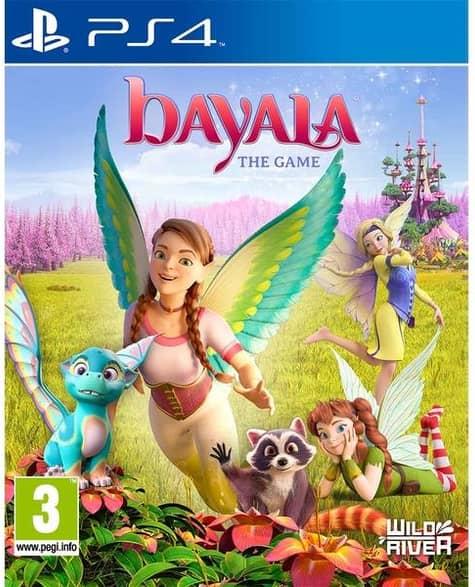 Bayala The Game PS4 Game
