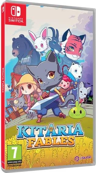 Kitaria Fables Nintendo Switch Game
