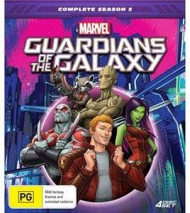 Guardians Of The Galaxy - Season 2 - Collector's Edition DVD