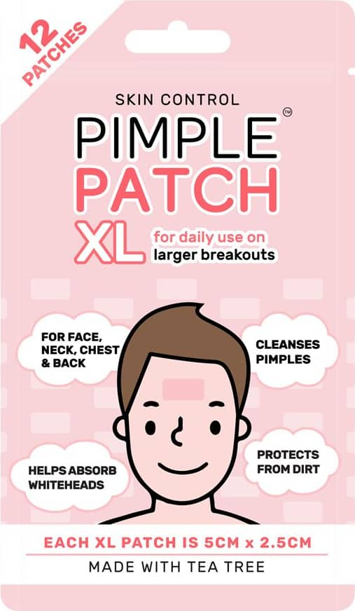 Skin Control XL Pimple Patch 12 Patches