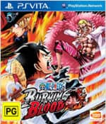 One Piece: Burning Blood (preowned)