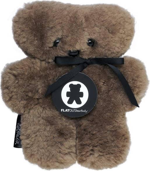 Flatout Bear Baby Chocolate