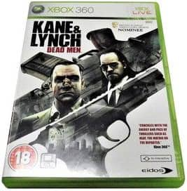Kane & Lynch: Dead Men XBOX 360 PAL (Preowned)