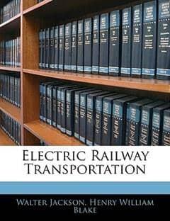 Electric Railway Transportation