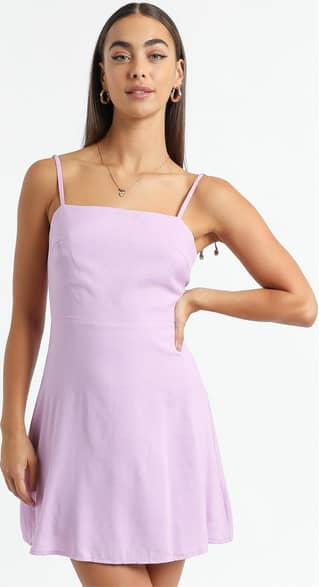 Showpo Afternoon Glow Dress in Lilac - 14 Dresses