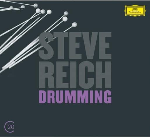 Steve Reich - Drumming CD