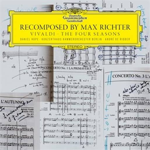 Vivaldi: Four Seasons (Recomposed by Max Richter)