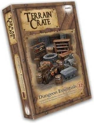 Terraincrate: Dungeon Essentials