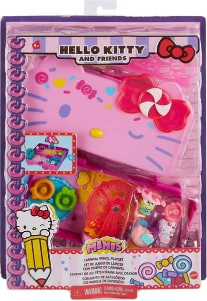 Hello Kitty - Candy Carnival Pencil Playset