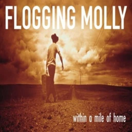 Flogging Molly - Within A Mile Of Home CD