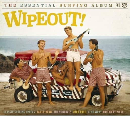 Wipeout! The Essential Surfing Album CD