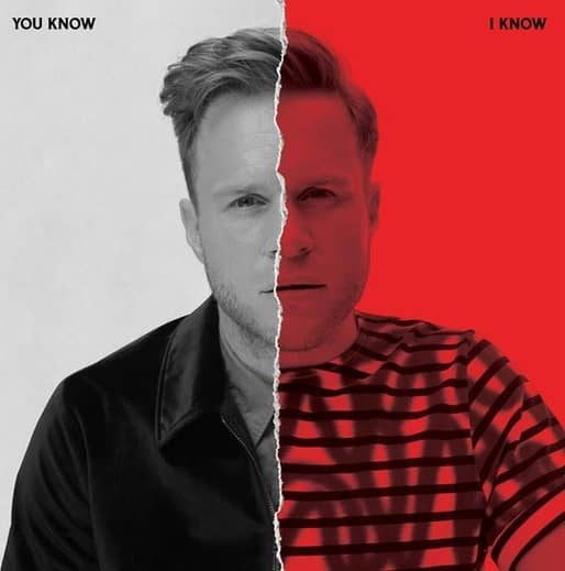 Olly Murs - You Know I Know Vinyl